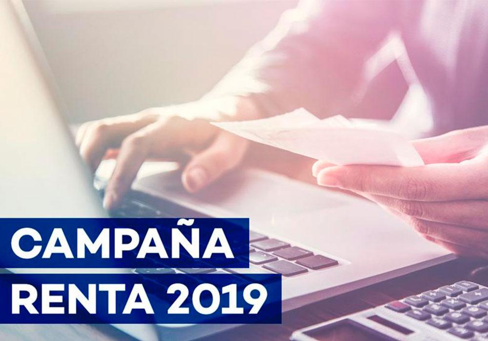 Declaración Renta 2019, Asesoría Fiscal Vigo